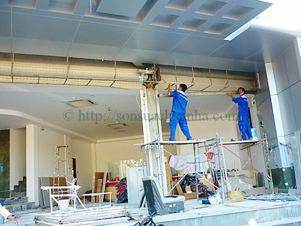 Dịch vụ sửa chữa nhà giá rẻ quận 8 tphcm Liên hệ 0912 655 679 - Dịch vụ sơn nhà chuyên nghiệp - Uy tín tại tphcm
