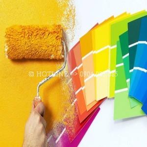 Dịch vụ sơn nhà ở tại tphcm Liên hệ 0904 985 685 - Thợ sơn lại nhà cũ - Sơn nhà cấp 4 đẹp