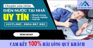 Sửa chữa đường ống nước tại TPHCM giá rẻ