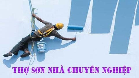 Dịch vụ thợ sơn nhà tại quận thủ đức