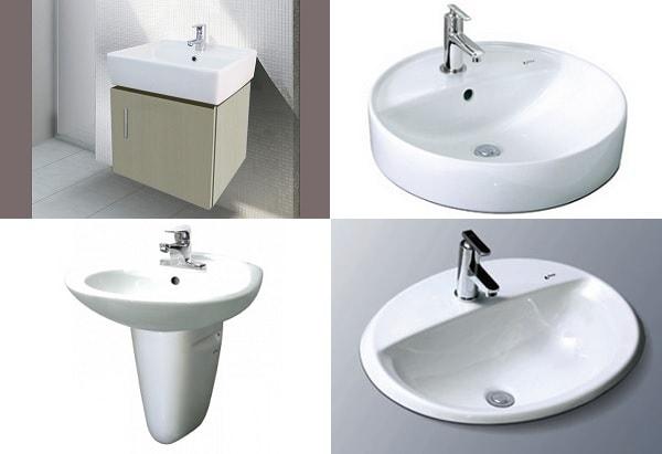 Sửa bồn rửa mặt lavabo chuyên nghiệp