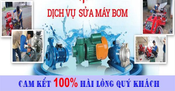 Sửa máy bơm nước nhanh tại tphcm