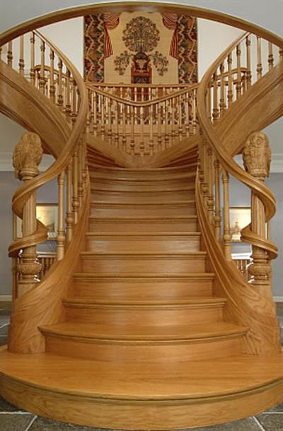 Sửa cầu thang gỗ hiệu quả