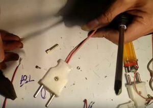 sửa phích cắm điện