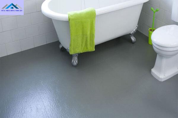 6 cách chống thấm nhà vệ sinh