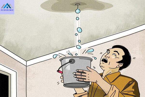 Cách chống thấm trần nhà đơn giản - Hiệu quả - Được áp dụng nhiều nhất